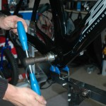 Facing a Bottom Bracket Shell